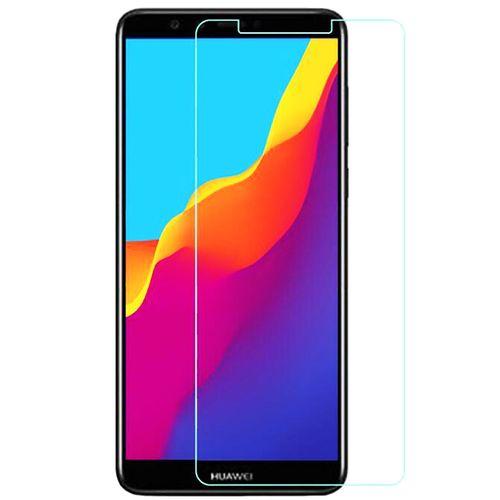 محافظ صفحه نمایش شیشه ای مدل Tempered مناسب برای گوشی موبایل هواوی Y5 Prime 2018
