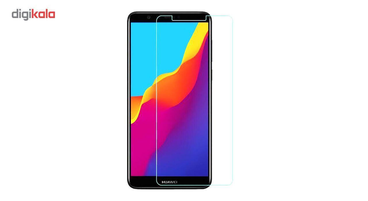 محافظ صفحه نمایش شیشه ای مدل Tempered مناسب برای گوشی موبایل هوآوی Y5 Prime 2018/ Y5 Lite/آنر 7S main 1 1
