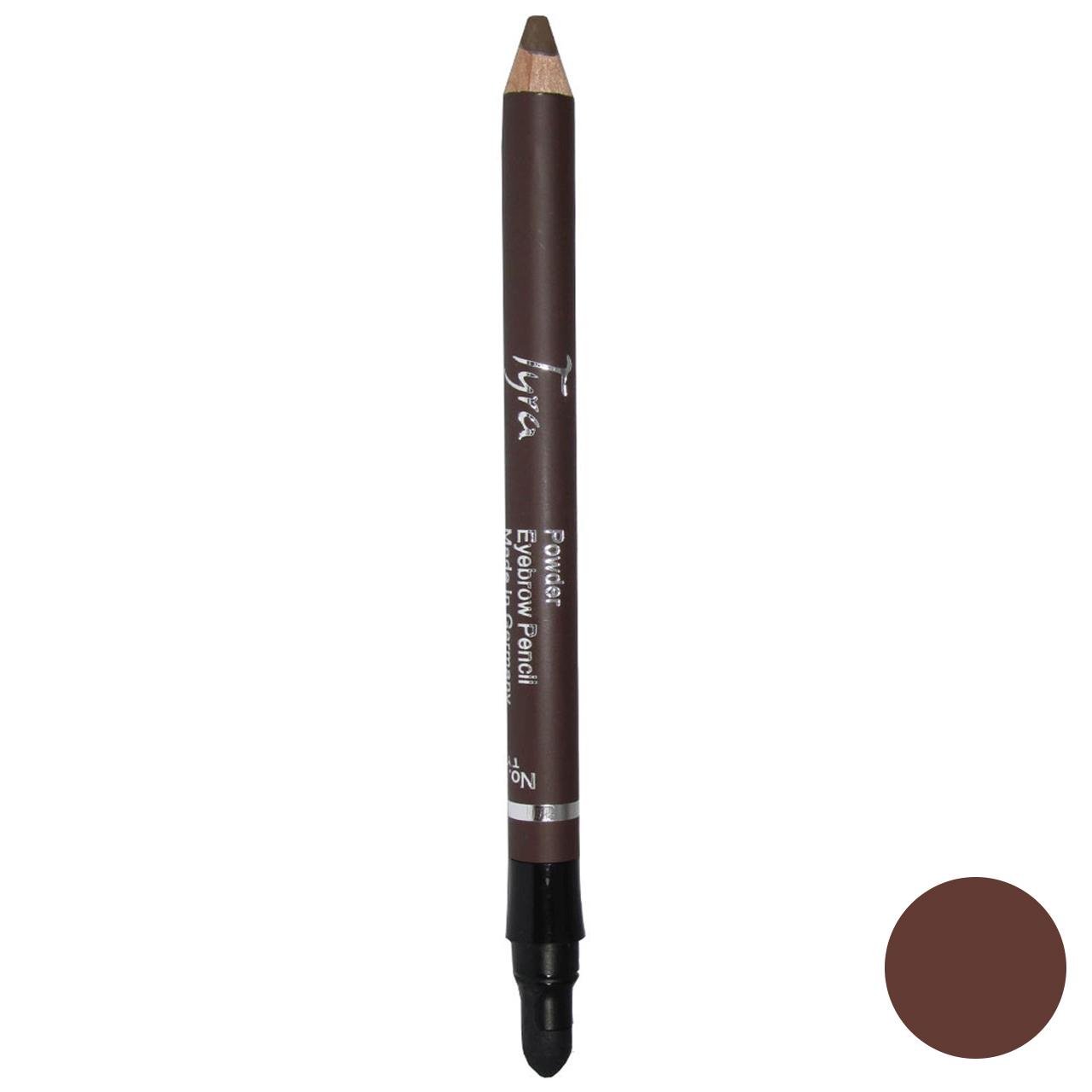 مداد ابرو پودری تایرا شماره 403