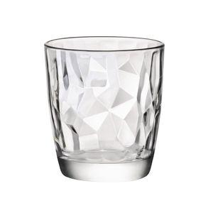 ست لیوان بورمیولی مدل Diamond بسته 3 عددی