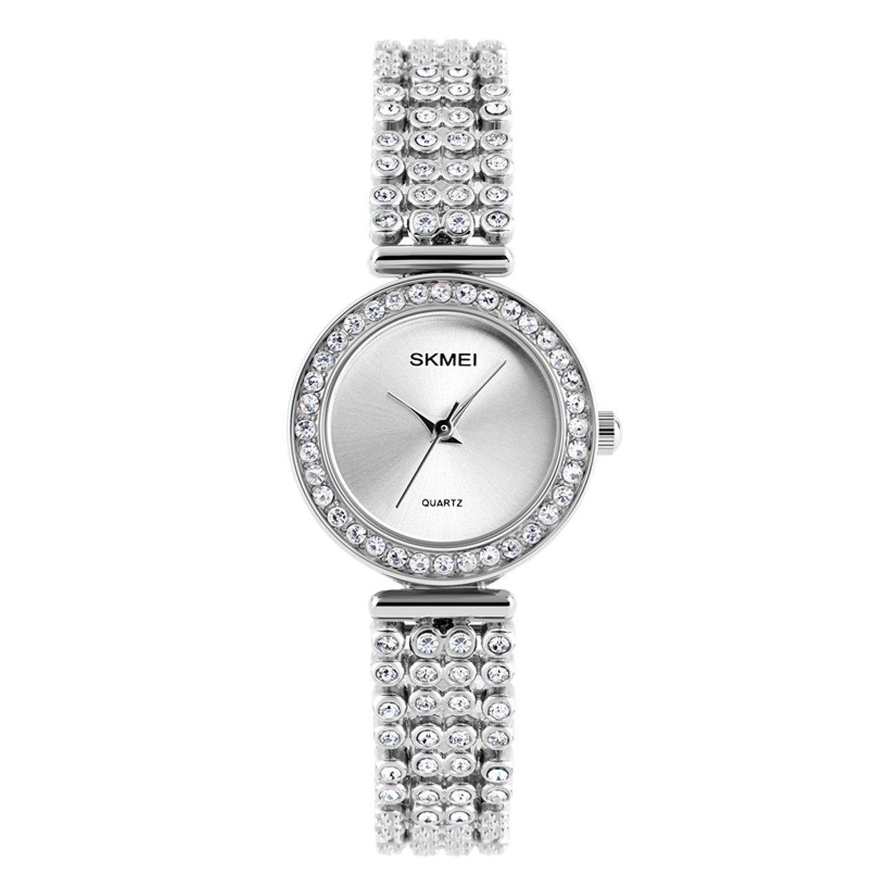 ساعت مچی عقربه ای زنانه اسکمی مدل 1224 -  - 1