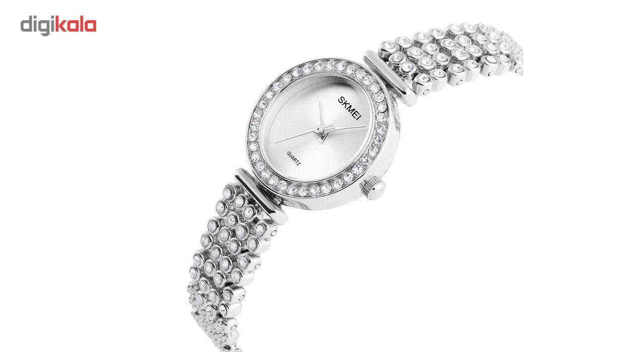 ساعت مچی عقربه ای زنانه اسکمی مدل 1224 -  - 2