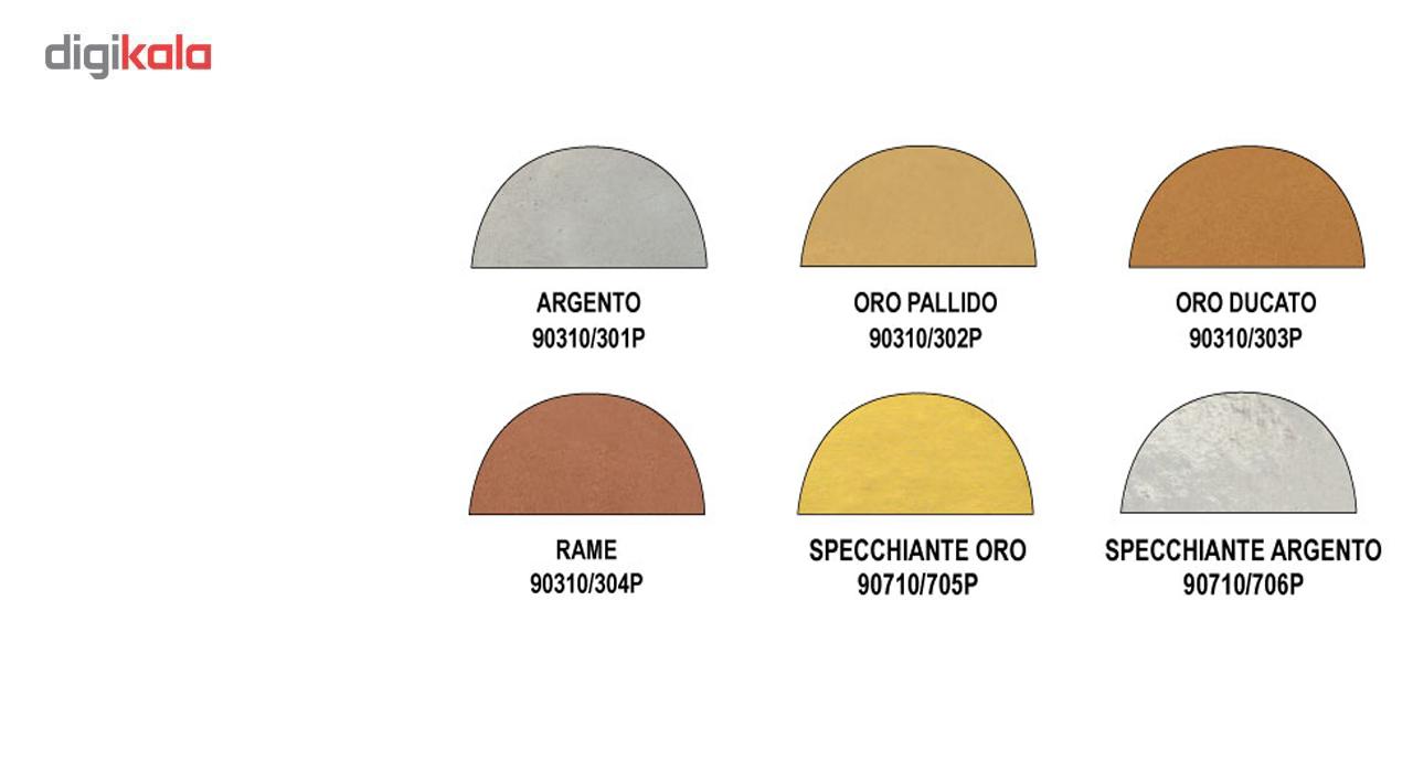 اسپری رنگ کروم نقره ای اکوسرویس مدل Effect حجم 400 میلی لیتر