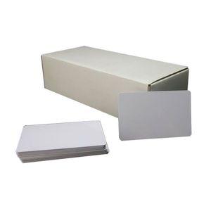 کارت پی وی سی سفید آی تی پی مدل Blank بسته 250 عددی