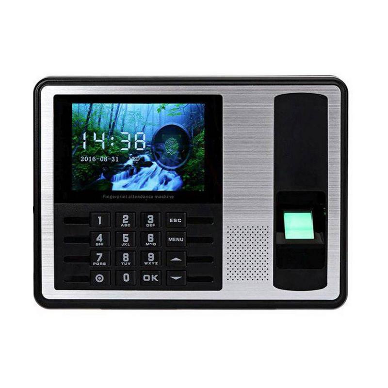 دستگاه حضور و غیاب آیتایم مدل FS70 به همراه نرم افزار استاندارد فارسی