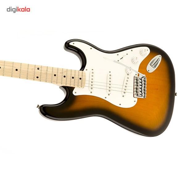 قیمت                      گیتار الکتریک فندر مدل Affinity Series Stratocaster Maple Fingerboard 2 Color Sunburst              ⭐️⭐️⭐️