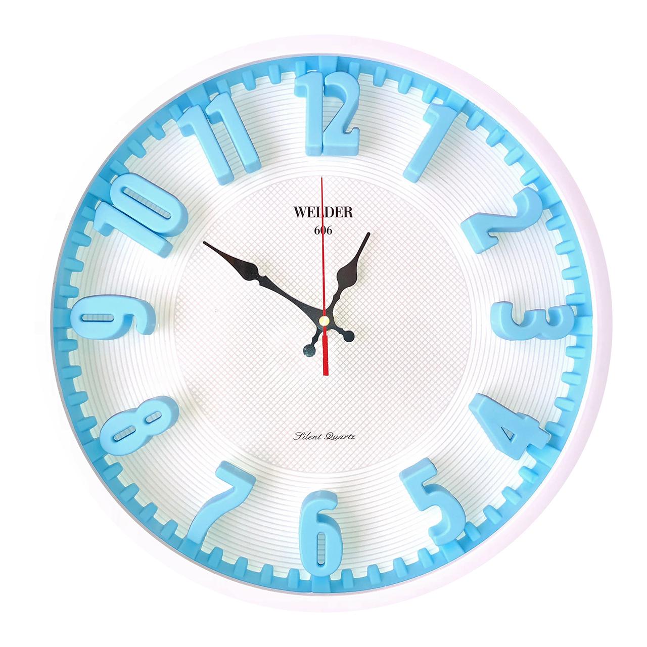 ساعت دیواری مدل 606