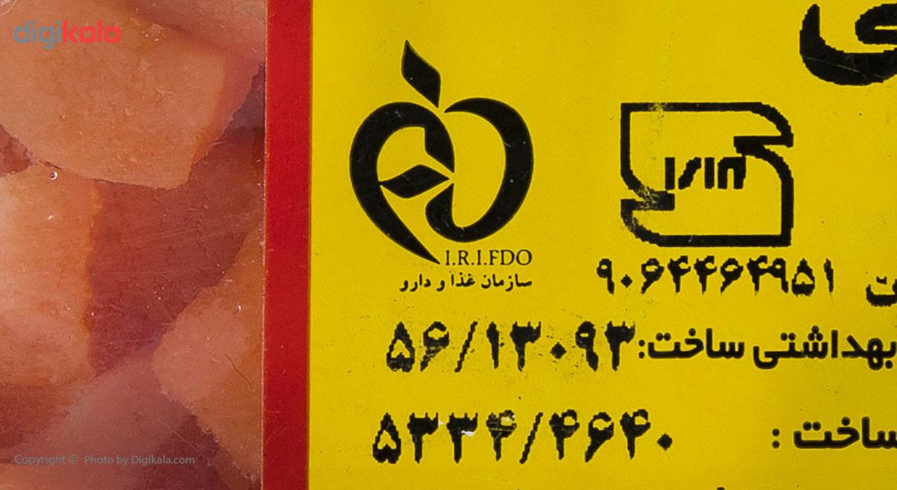 هویج منجمد سرد و تازه مقدار 500 گرم