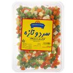 کوکتل سبزیجات منجمد سرد و تازه مقدار 450 گرم thumb