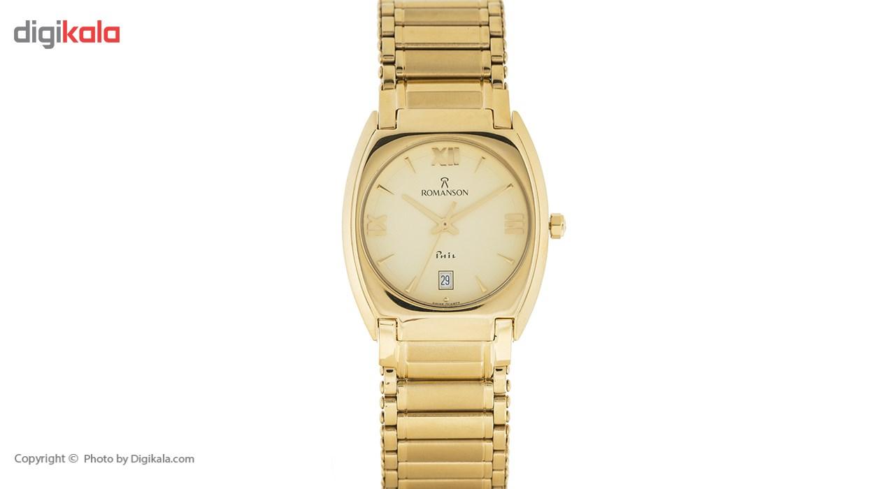 خرید ساعت مچی عقربه ای مردانه رومانسون مدل NM7625MM1GA81G