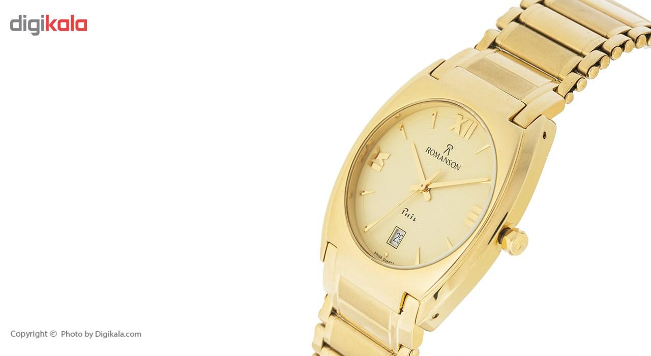 ساعت مچی عقربه ای مردانه رومانسون مدل NM7625MM1GA81G