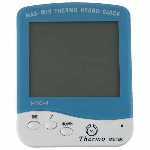 دماسنج و رطوبت سنج کی ای مدل HTC-4