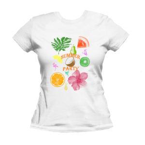 تی شرت زنانه بوطیقا مدل A104