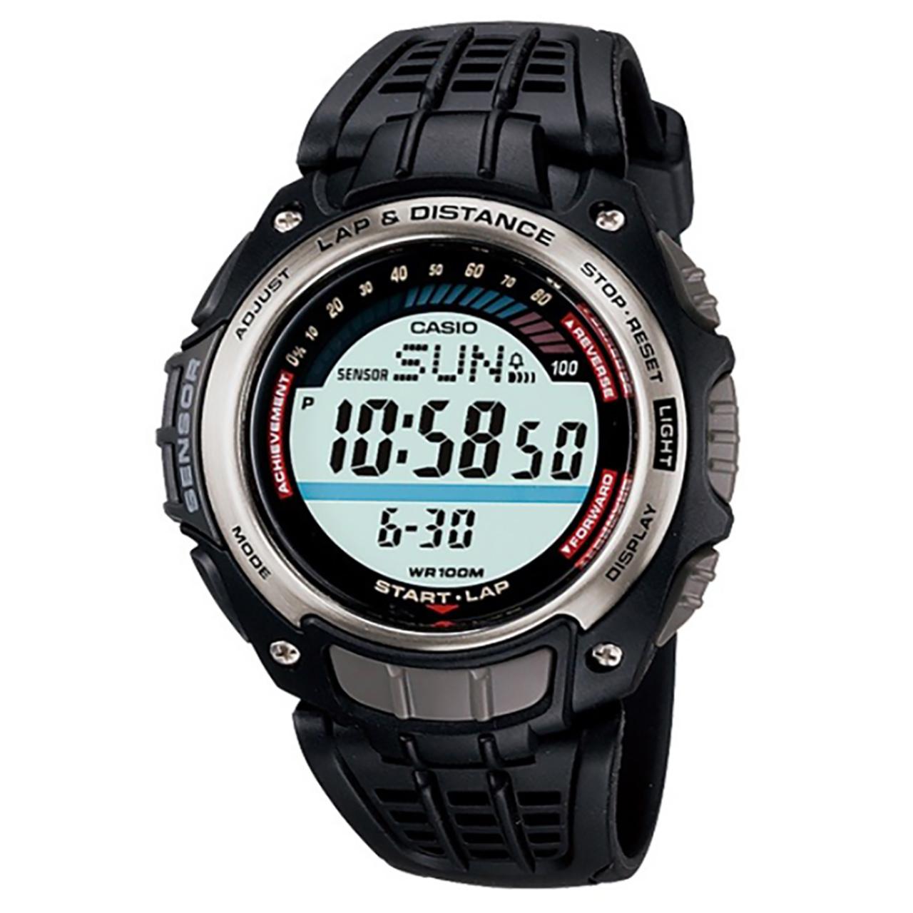 ساعت مچی دیجیتالی کاسیو مدل SGW-200-1VDR