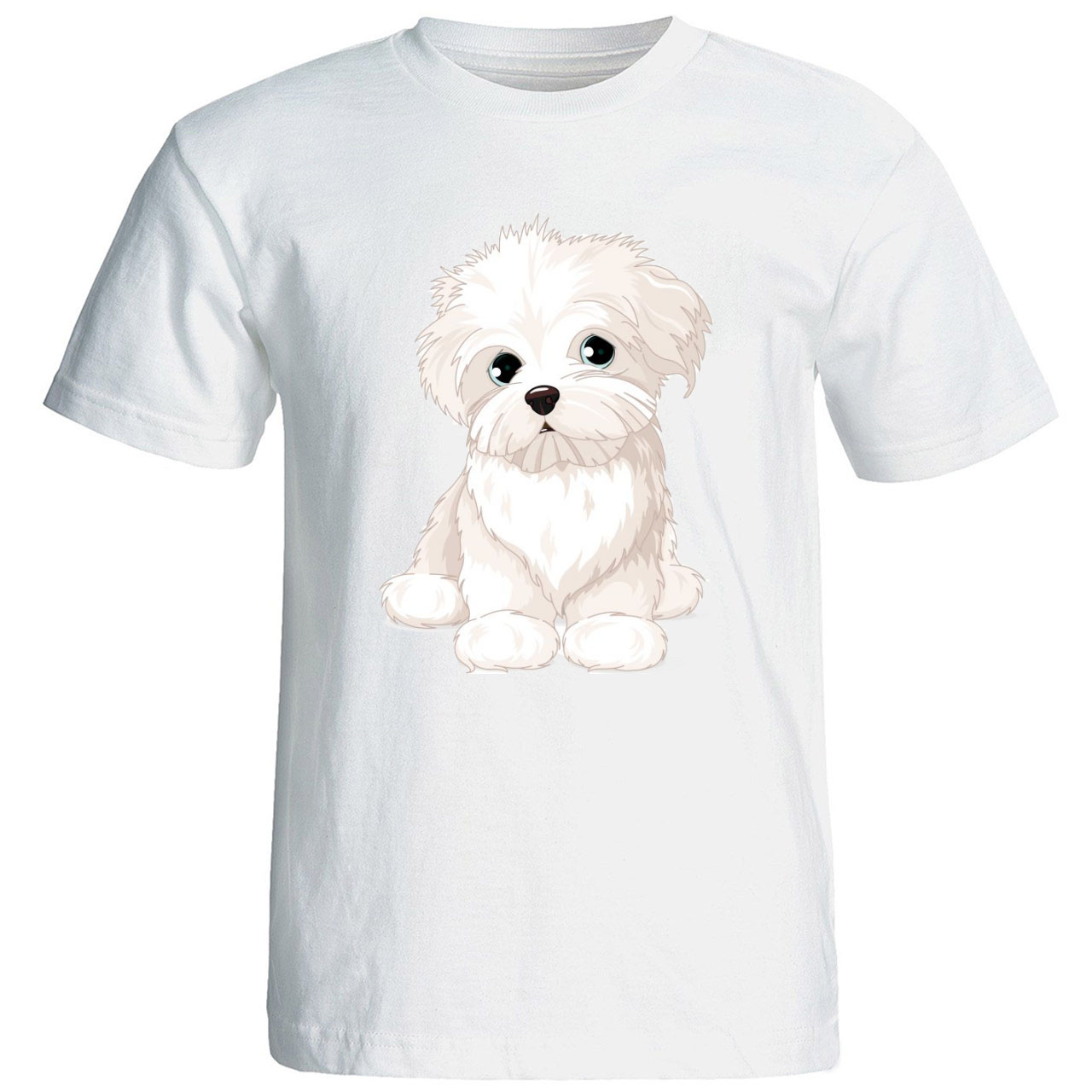 خرید تی شرت استین کوتاه زنانه الی شاپ طرح 12567