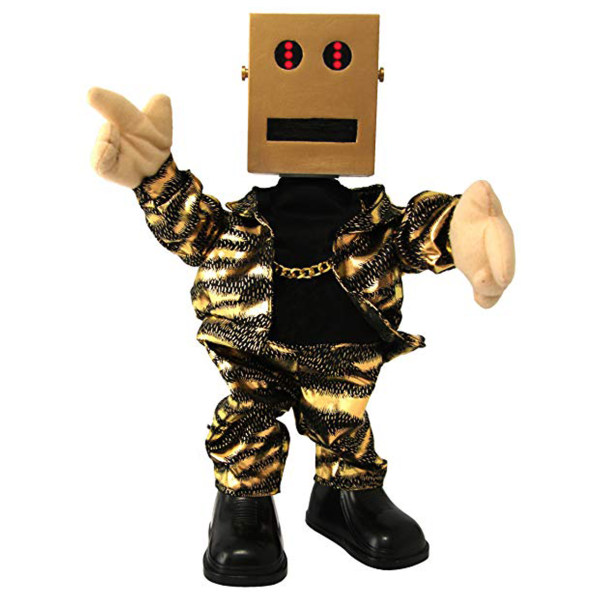 اسپیکر تامز آپ مدل Dancing Robot