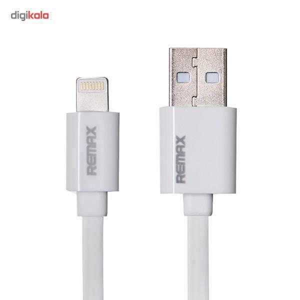 کابل تبدیل USB به لایتنینگ ریمکس مدل Safe And Speed طول 1 متر main 1 1