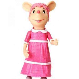 عروسک فیگور صورتی شهر موشها کد 3002 سایز 1