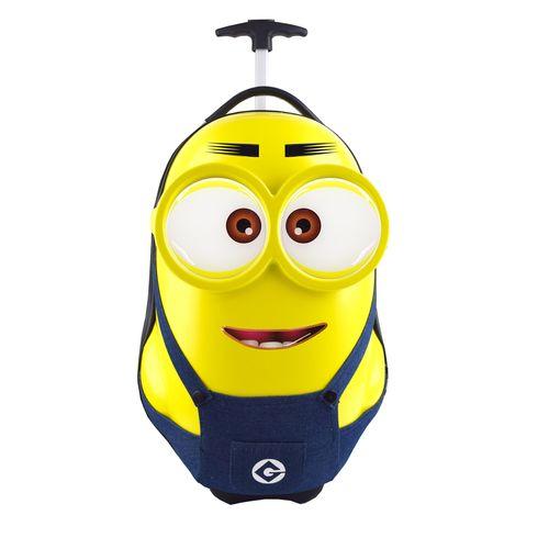 چمدان کودک مدل Minions