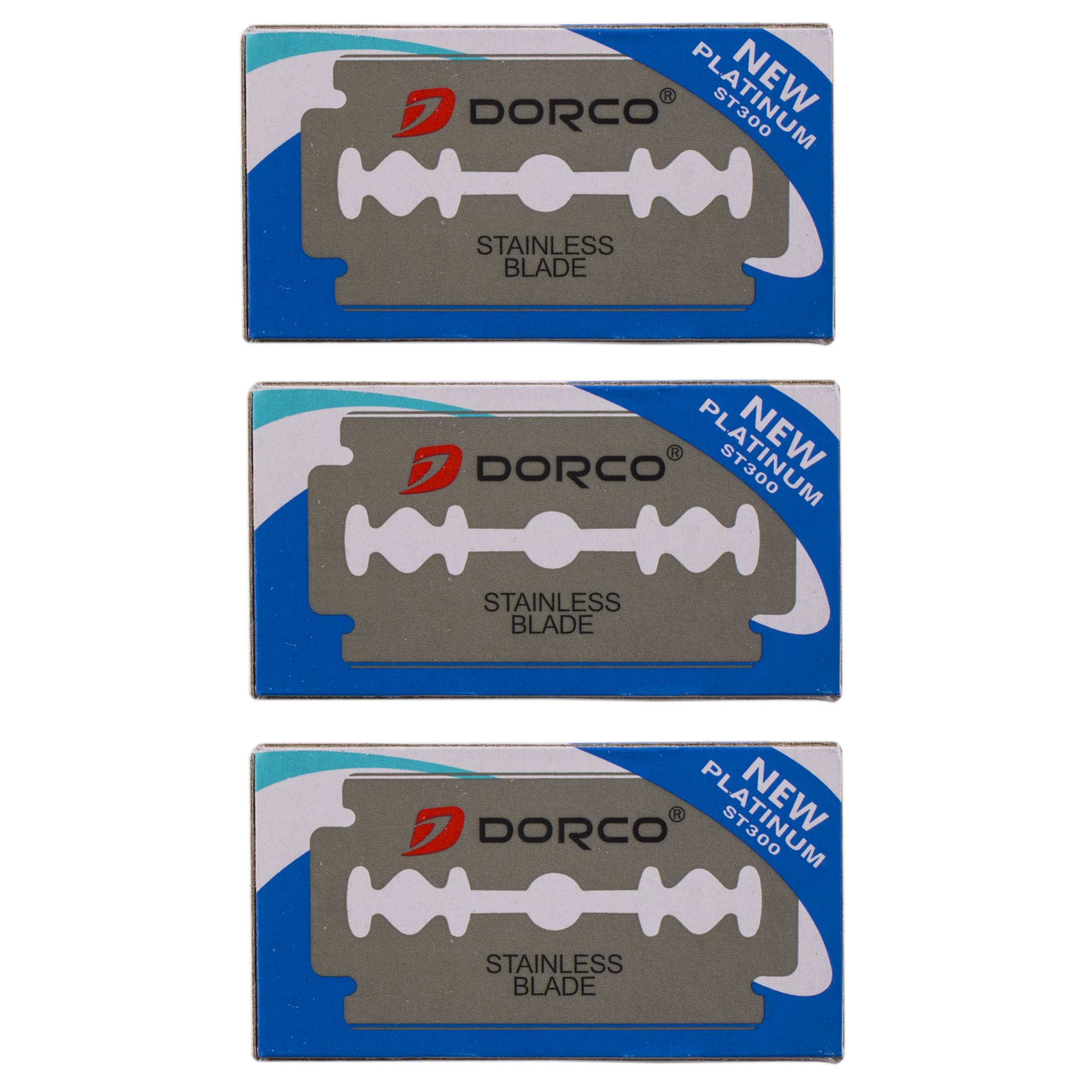 تیغ یدک دورکو مدل ST300 بسته 3 عددی