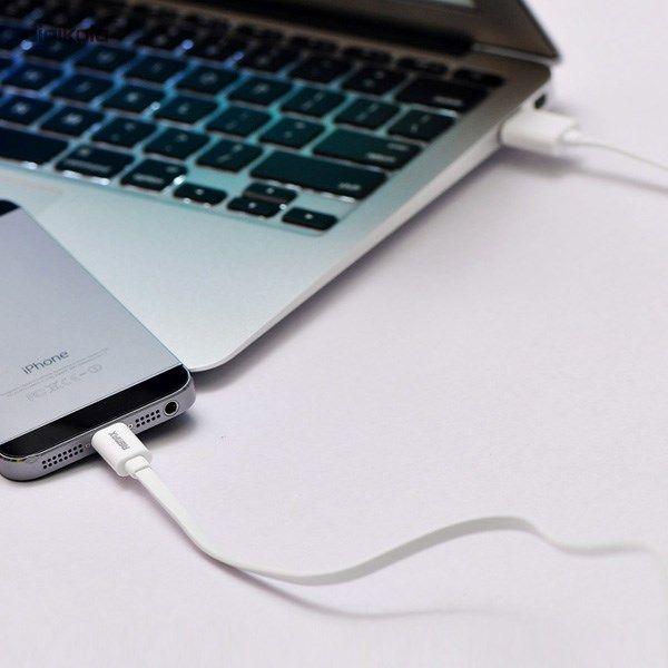 کابل تبدیل USB به لایتنینگ ریمکس مدل Safe And Speed طول 1 متر main 1 2