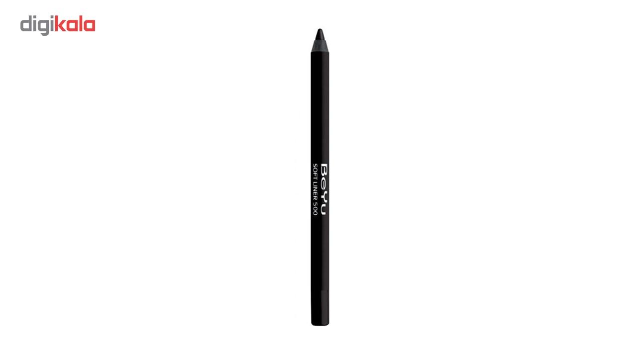 مداد لب بی یو سری Softline شماره 500 -  - 3
