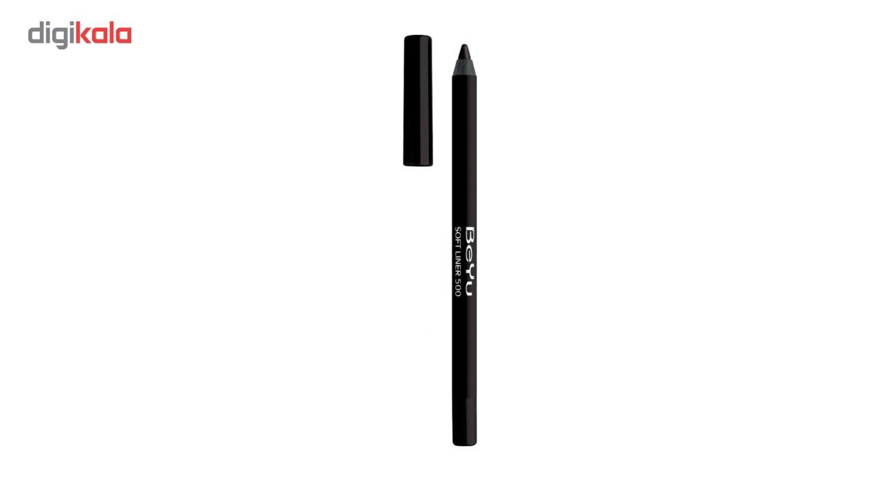 مداد لب بی یو سری Softline شماره 500 -  - 2