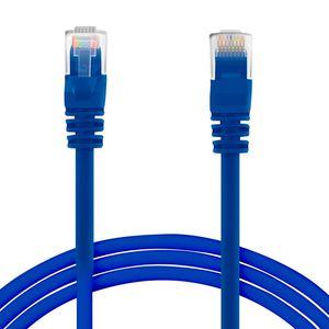کابل شبکه CAT5E مدل utp5m طول 5 متر