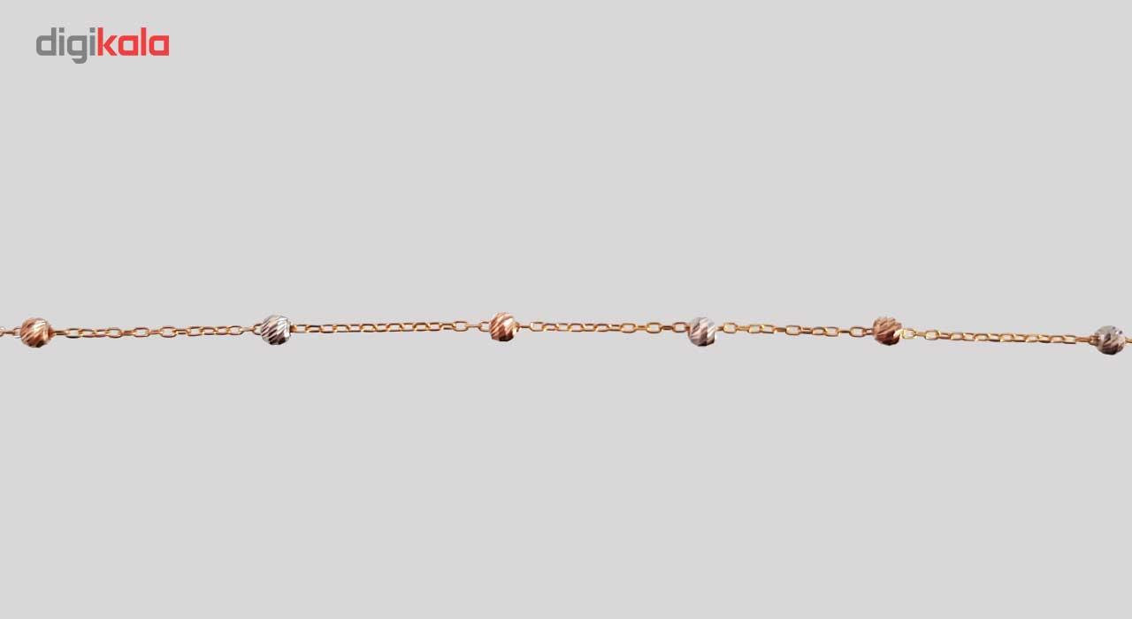دستبند طلا 18عیار کانیار گالری مدل M798