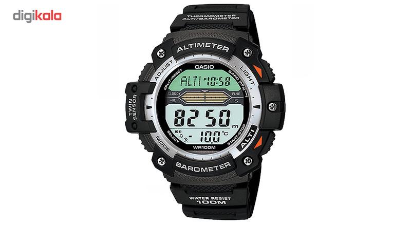 ساعت مچی دیجیتالی کاسیو مدل SGW-300H-1AVDR