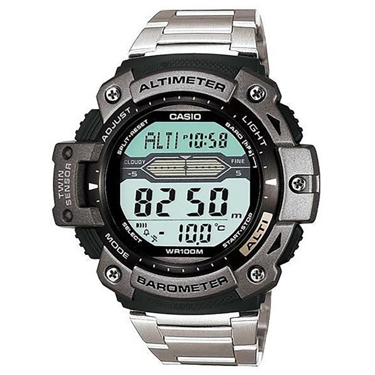 ساعت مچی دیجیتالی کاسیو مدل SGW-300HD-1AVDR