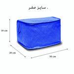 جعبه لباس سه لایه مدل 100 سایز صفر