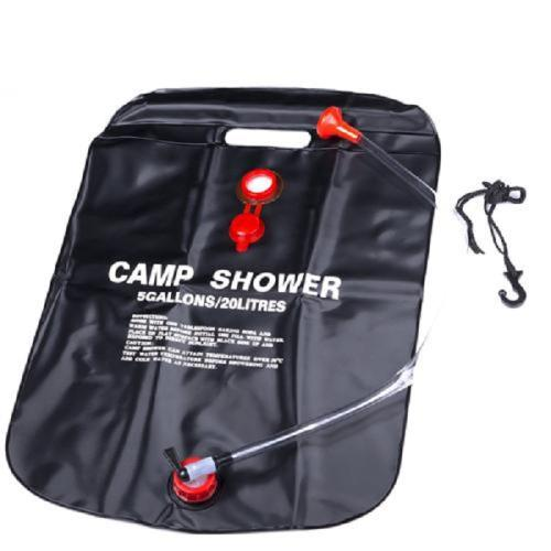 دوش سفری مدل camp shower حجم 20 لیتری