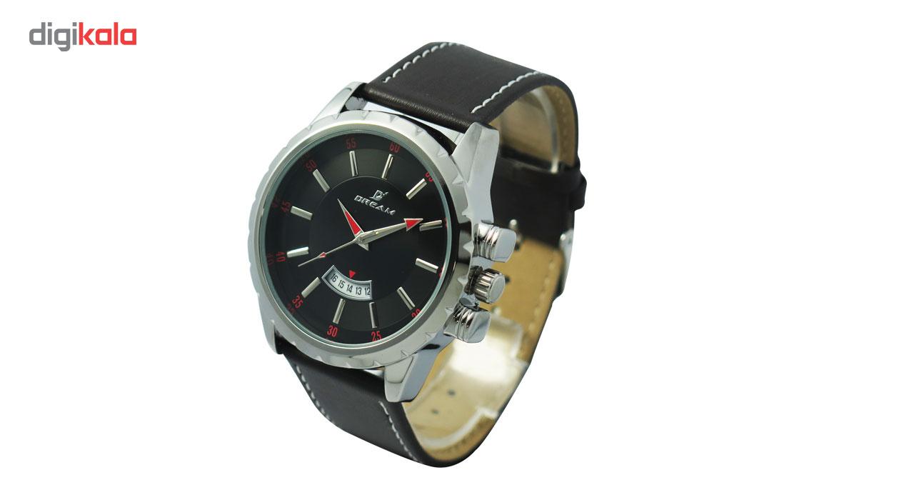 ساعت مچی عقربه ای مردانه دریم مدل 1074G-1