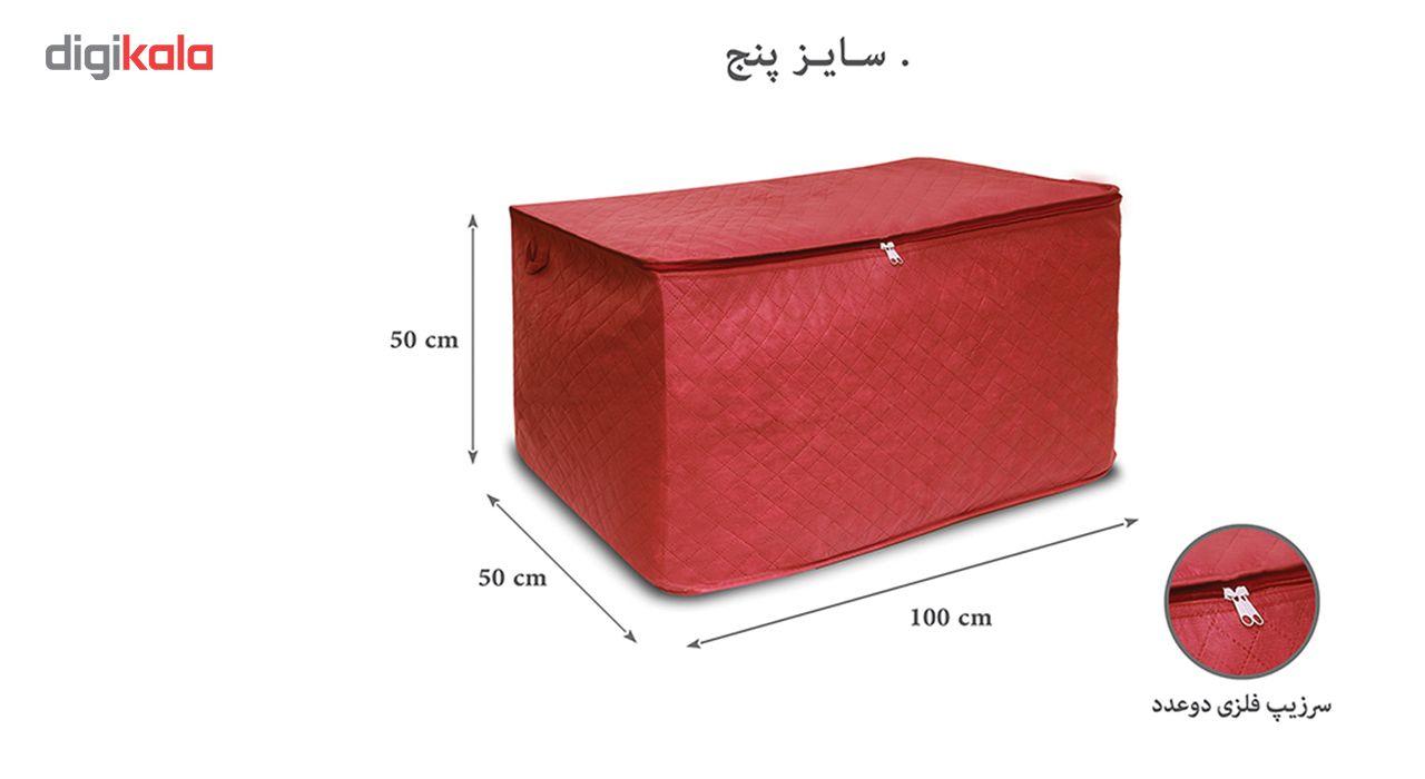 جعبه لباس سه لایه مدل 105 سایز پنج main 1 1