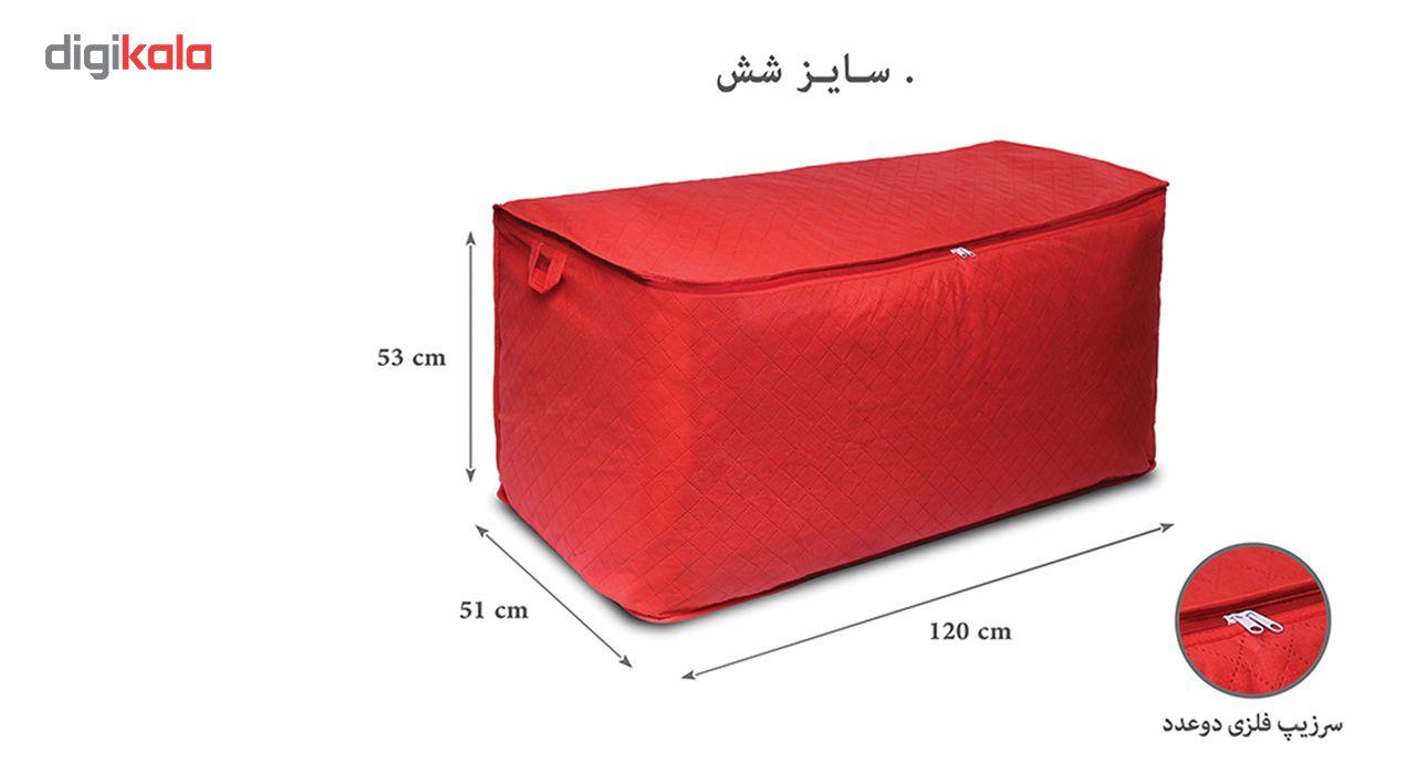 جعبه لباس سه لایه مدل 106سایز شش main 1 1