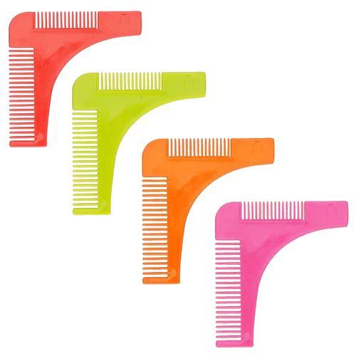 شانه اصلاح ریش مدل BS بسته 4 عددی