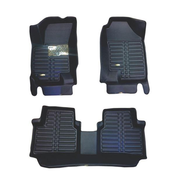 کفپوش سه بعدی خودرو مدل 2325 مناسب برای جک s5