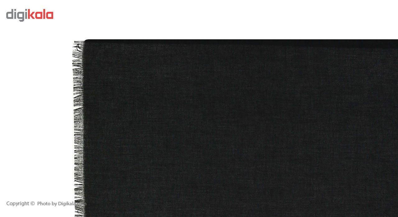 شال مشکی زنانه کد 198 main 1 3