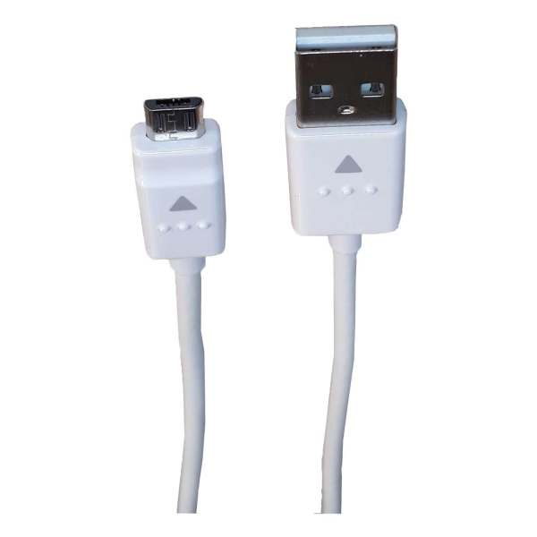 کابل تبدیل USB به Micro-USB مدل DC09WK-GP طول 1.2 متر