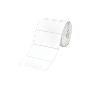 برچسب پرینتر لیبل زن اپسون مدل PE Matte Label - Die-cut Roll: 102mm x 76mm