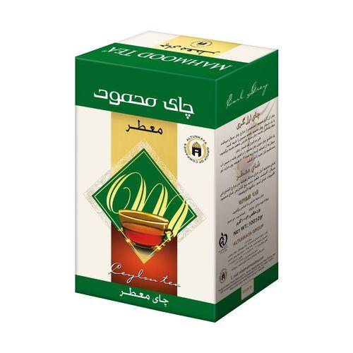 چای سیلان معطر چای محمود بسته 100 گرمی