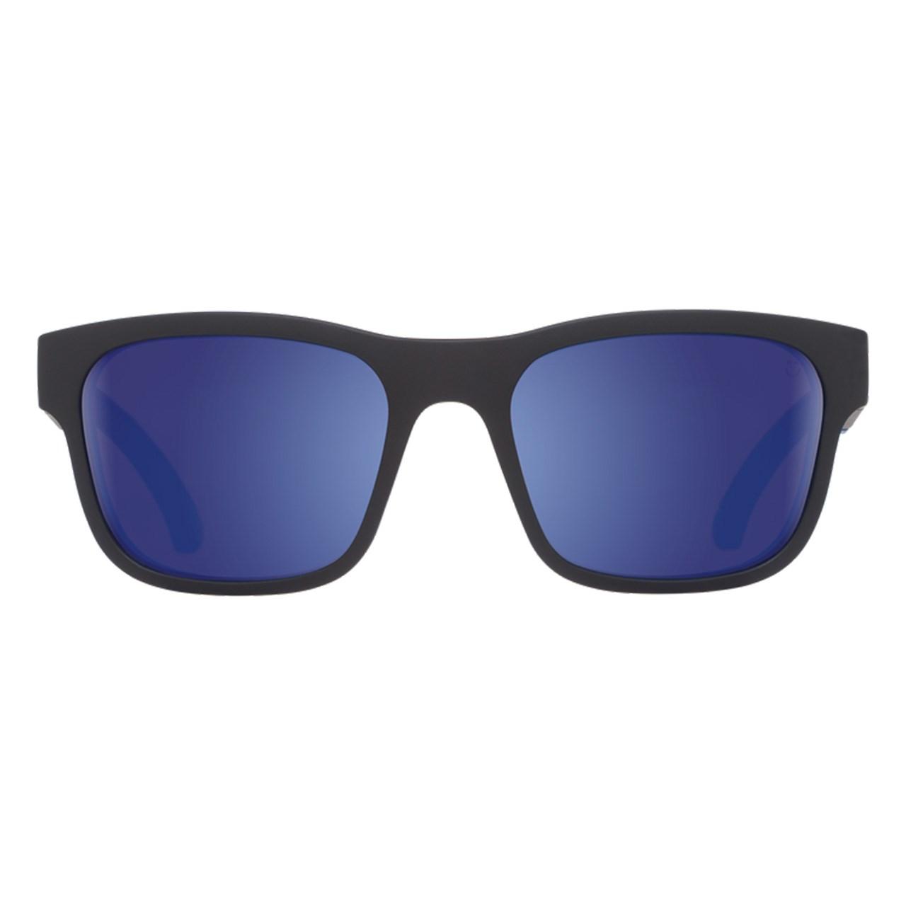 عینک آفتابی اسپای سری Hunt مدل Matte Black Navy Happy Bronze Polar Dark Blue Spectra
