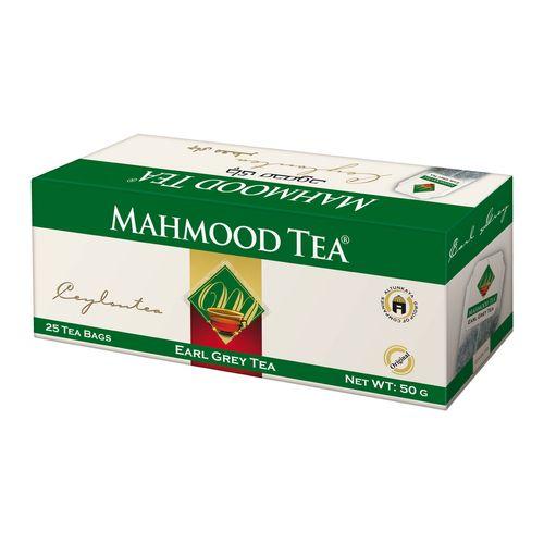 چای کیسه ای معطر چای محمود بسته 25 عددی