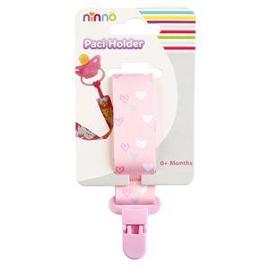 بند پستانک نیننو مدل Pink