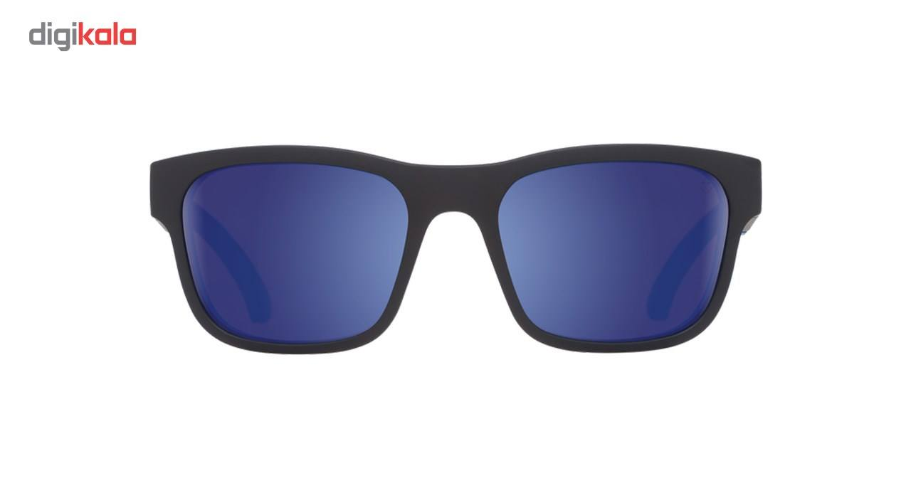 عینک آفتابی اسپای سری Hunt مدل Matte Black Navy Happy Bronze Polar Dark Blue Spectra -  - 4
