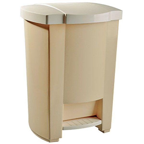 سطل زباله پدالی بزرگ یزدگل کد 510