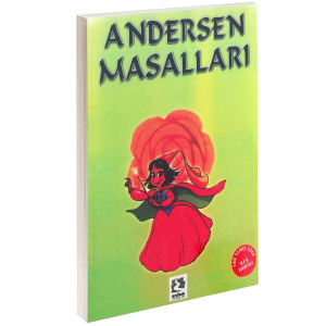 کتاب ANDERSEN MASALLARI اثر زکی کیوسن