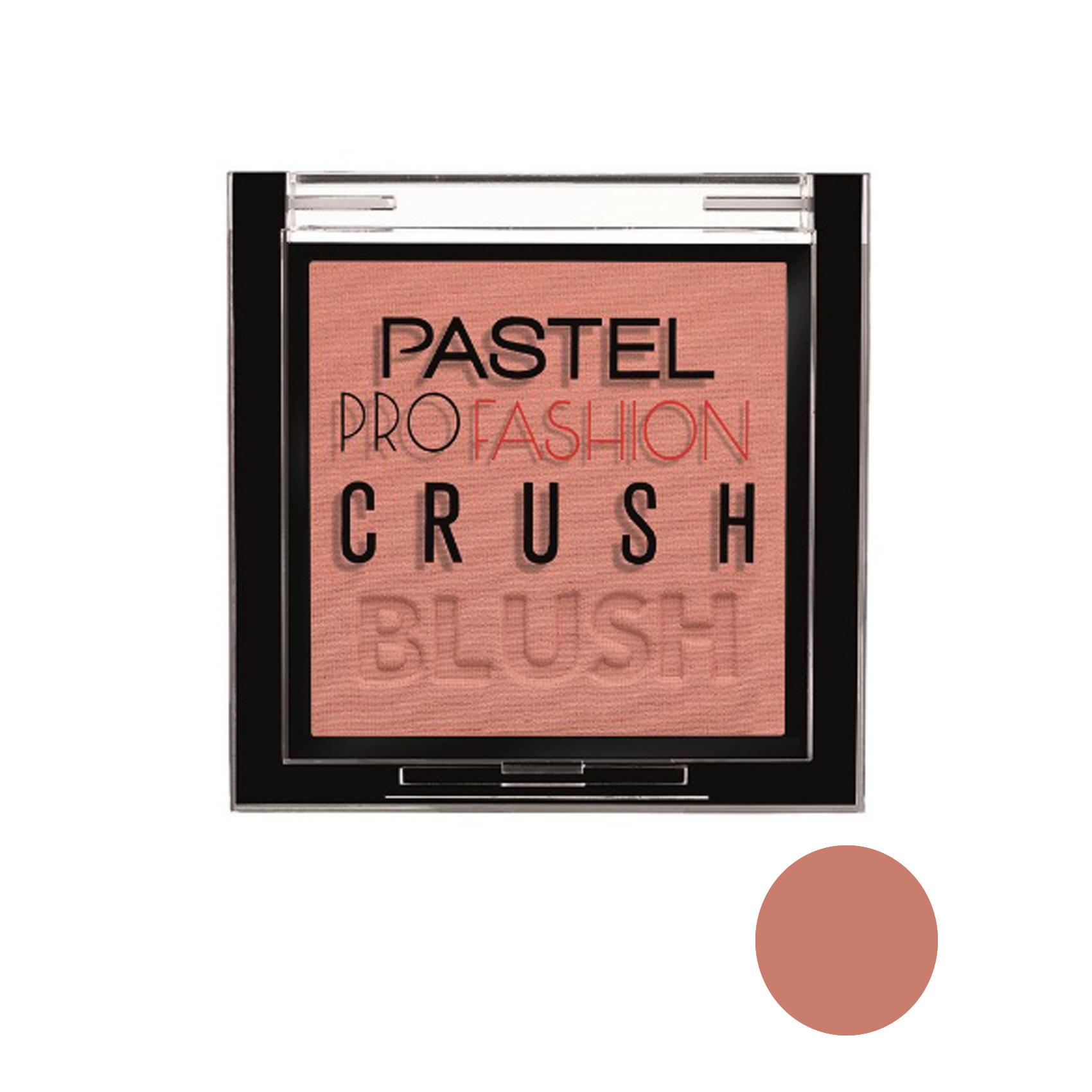 رژ گونه پاستل مدل Crush شماره 302