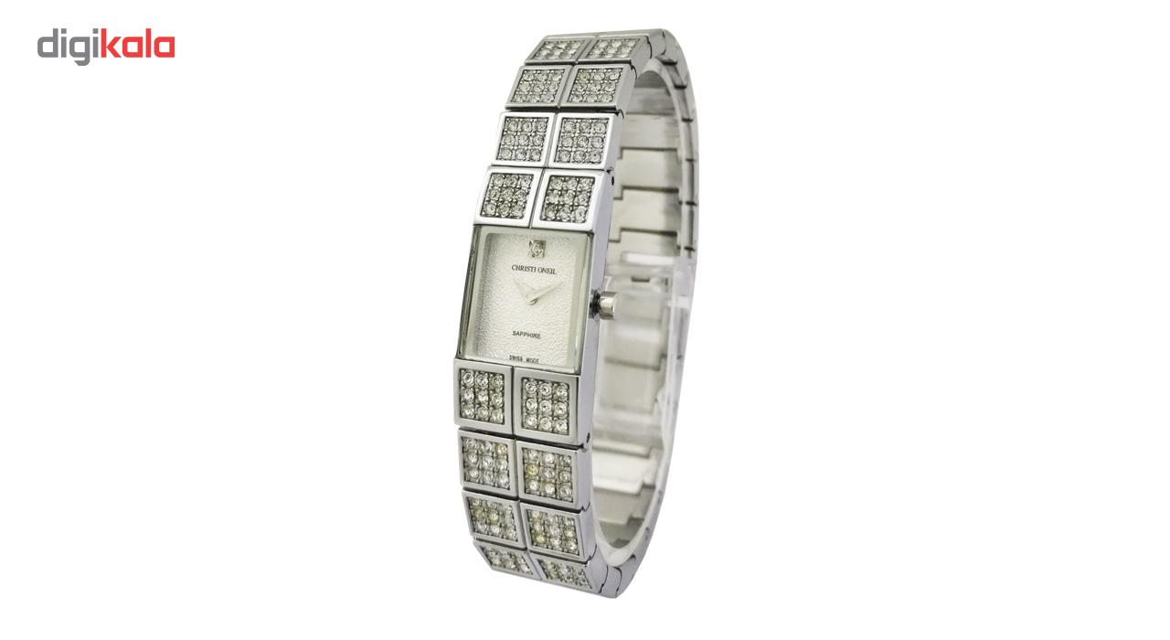 ساعت مچی عقربه ای زنانه کریستی اونیل مدل e044